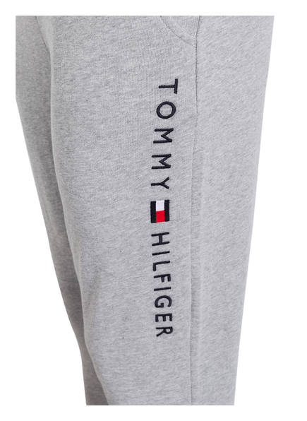 hose Tommy Lounge Hilfiger hose Lounge Hilfiger Tommy Grau wPC55xq7