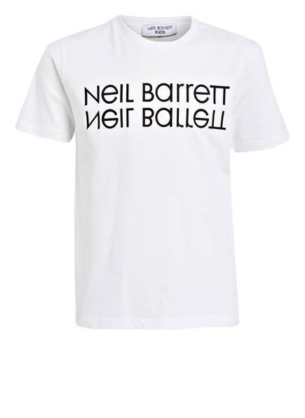 NEIL BARRETT T-Shirt, Farbe: WEISS (Bild 1)