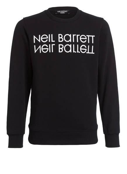 NEIL BARRETT Sweatshirt, Farbe: SCHWARZ (Bild 1)
