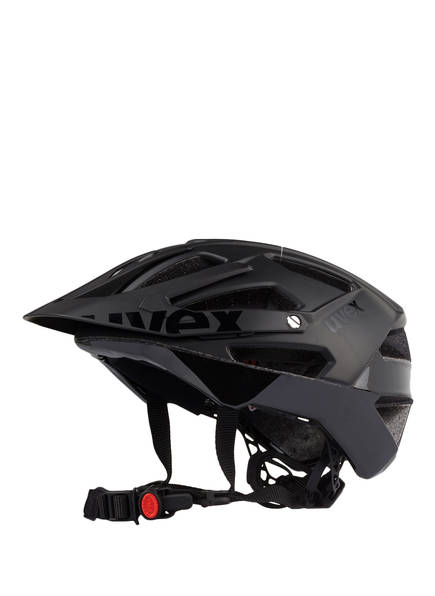 uvex Fahrradhelm QUATRO, Farbe: SCHWARZ MATT (Bild 1)