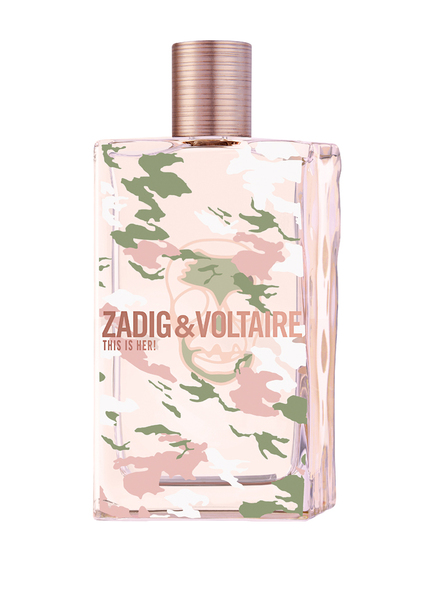ZADIG & VOLTAIRE FRAGRANCES THIS IS HER! NO RULES (Bild 1)