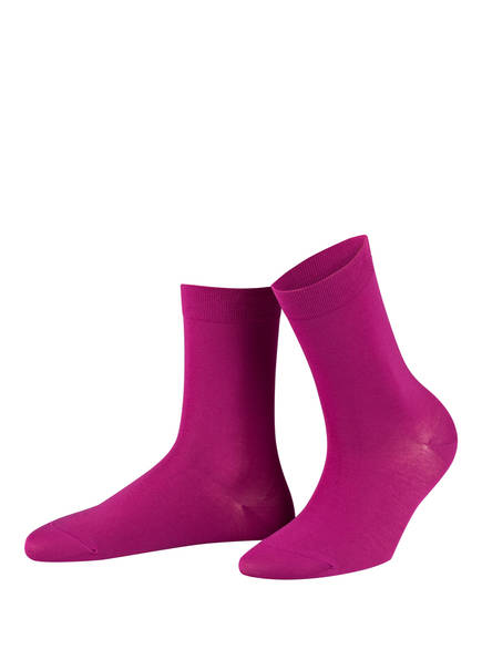 FALKE Socken COTTON TOUCH , Farbe: PINK (Bild 1)