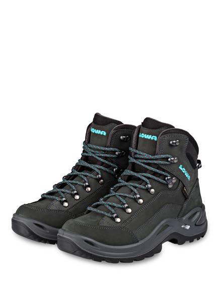 LOWA Outdoor-Schuhe RENEGADE GTX MID, Farbe: DUNKELGRÜN (Bild 1)