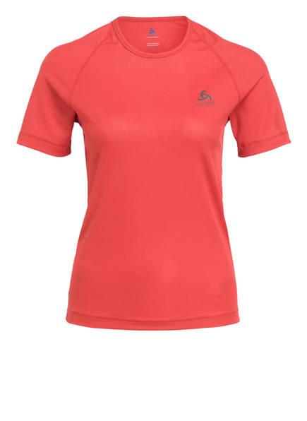 odlo Funktionswäsche-Shirt CUBIC , Farbe: HELLROT (Bild 1)