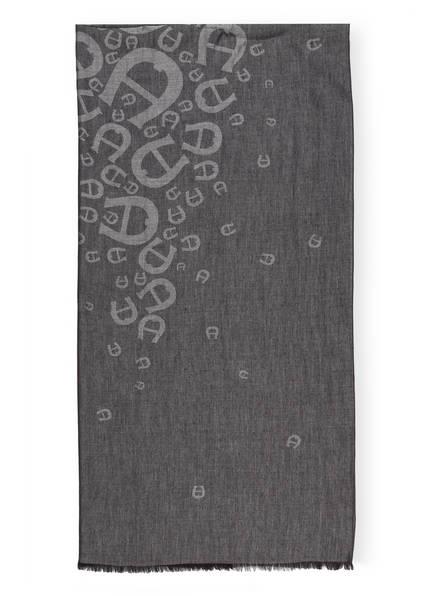 AIGNER Schal, Farbe: GRAU (Bild 1)