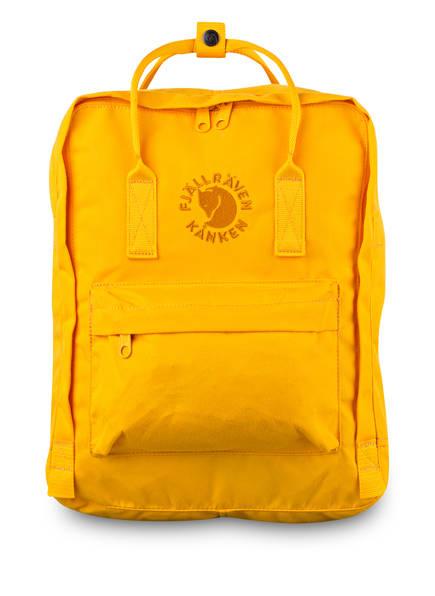 FJÄLLRÄVEN Rucksack RE-KANKEN 16 l, Farbe: GELB (Bild 1)