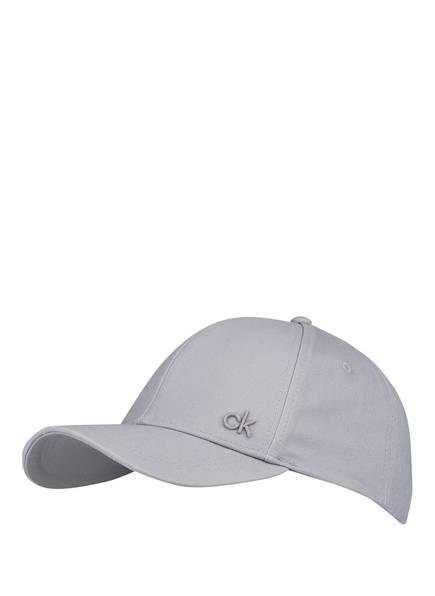 Calvin Klein Cap, Farbe: HELLGRAU (Bild 1)