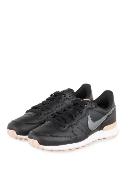Nike Sneaker INTERNATIONALIST PREMIUM , Farbe: SCHWARZ (Bild 1)