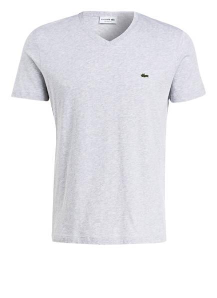 LACOSTE T-Shirt, Farbe: HELLGRAU (Bild 1)