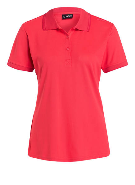 CMP Funktions-Poloshirt COOLMAX, Farbe: HELLROT (Bild 1)