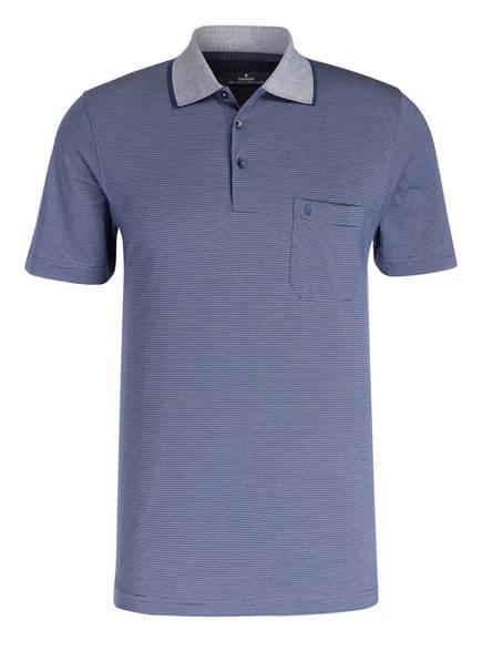 RAGMAN Jersey-Poloshirt, Farbe: BLAU (Bild 1)