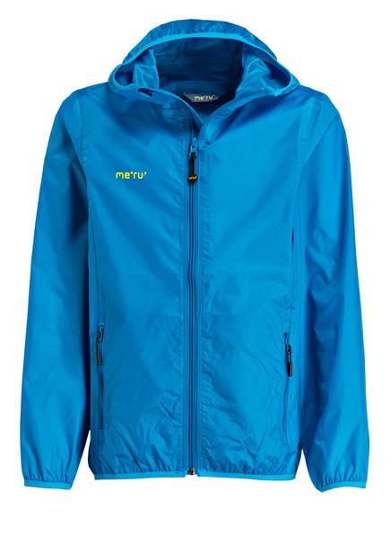 me°ru' Outdoor-Jacke CASTRES, Farbe: BLAU (Bild 1)