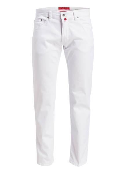 pierre cardin Jeans DEAUVILLE Regular Fit, Farbe: WEISS (Bild 1)