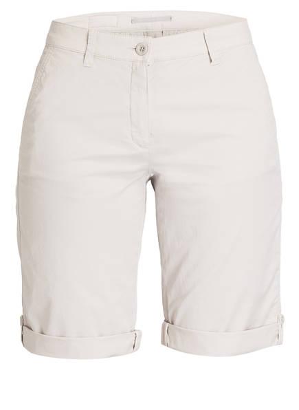 RAFFAELLO ROSSI Shorts NEILA, Farbe: HELLGRAU (Bild 1)