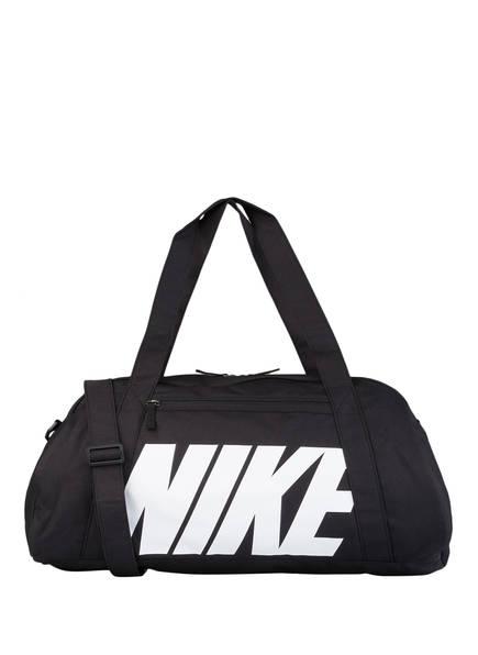 Nike Sporttasche GYM CLUB, Farbe: SCHWARZ/ WEISS (Bild 1)