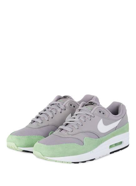 Nike Sneaker AIR MAX 1 , Farbe: GRAU/ GRÜN (Bild 1)