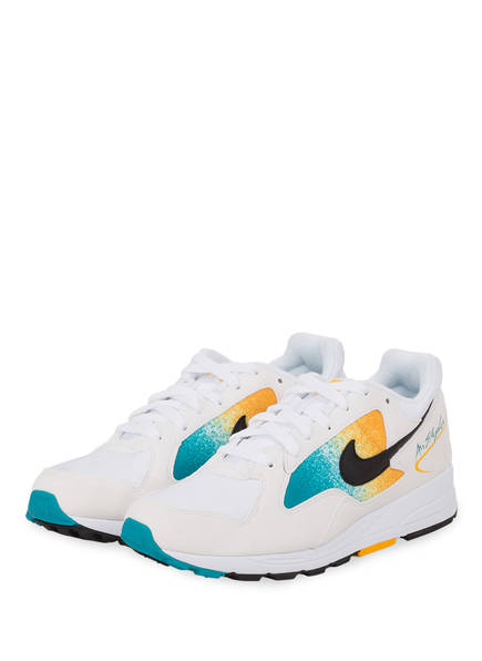 Nike Sneaker AIR SKYLON II, Farbe: BEIGE/ BLAU/ ORANGE (Bild 1)