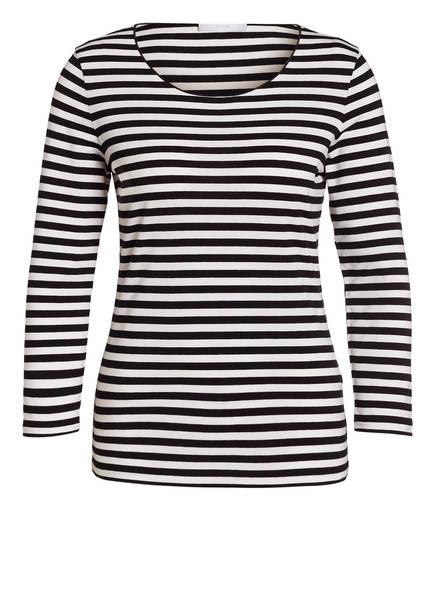 BOSS Shirt mit 3/4-Arm, Farbe: NAVY/ WEISS GESTREIFT (Bild 1)