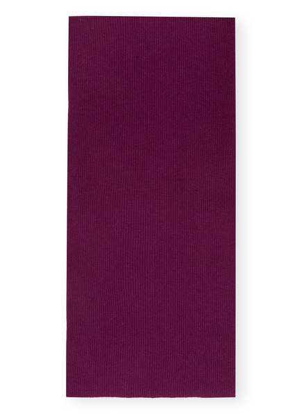 lilienfels Cashmere-Schal, Farbe: PFLAUME (Bild 1)
