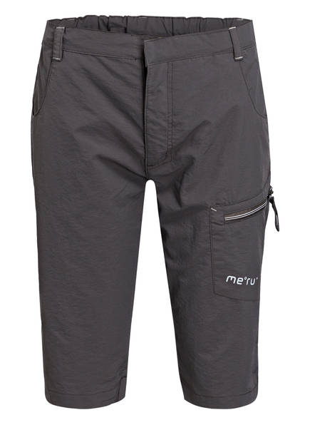 me°ru' Outdoor-Shorts HOPE , Farbe: GRAU (Bild 1)