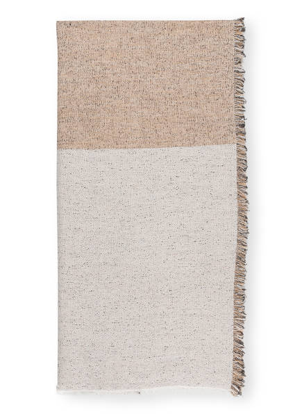 DARLING HARBOUR Schal, Farbe: BEIGE/ GRAU/ CREME (Bild 1)
