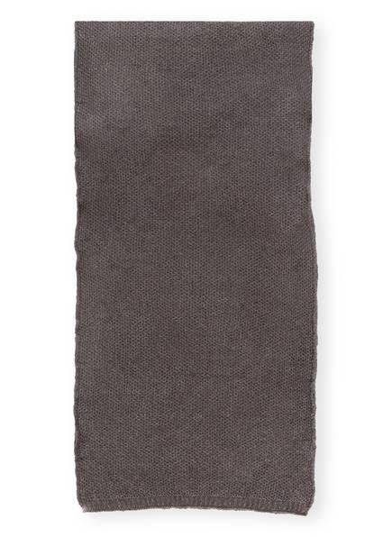 DARLING HARBOUR Bouclé-Schal , Farbe: GRAU MELIERT (Bild 1)