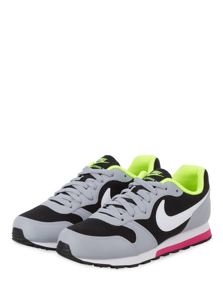 Nike Sneaker MD RUNNER 2 GS, Farbe: GRAU/ SCHWARZ (Bild 1)
