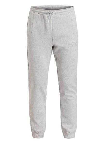 BOSS Sweatpants HADIKO Slim Fit, Farbe: GRAU MELIERT (Bild 1)