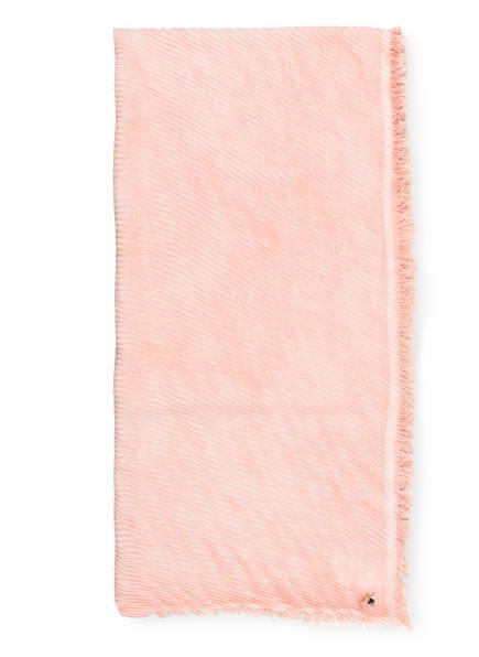 MARCCAIN Schal, Farbe: APRICOT (Bild 1)