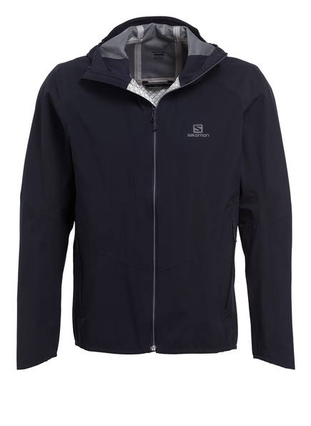 SALOMON Outdoor-Jacke OUTLINE, Farbe: DUNKELBLAU (Bild 1)