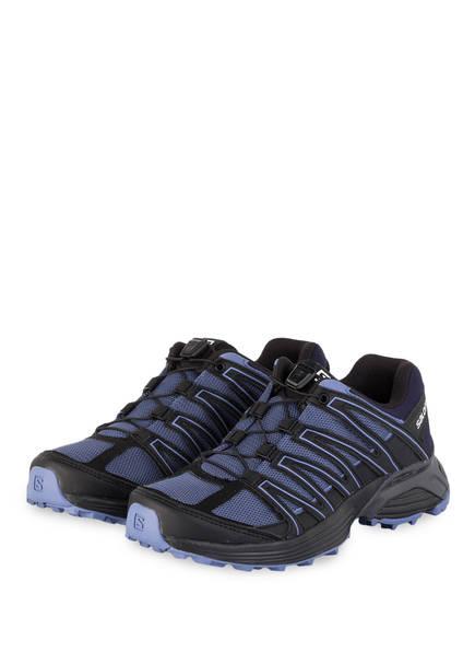 SALOMON Trailrunning-Schuhe XT MAIDO , Farbe: SChWARZ/ LILA (Bild 1)