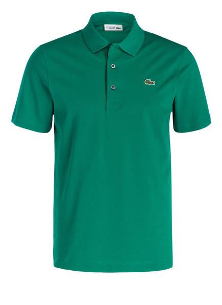 LACOSTE Piqué-Poloshirt, Farbe: GRÜN (Bild 1)