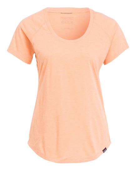 patagonia T-Shirt CAPILENE COOL TRAIL, Farbe: LACHS (Bild 1)