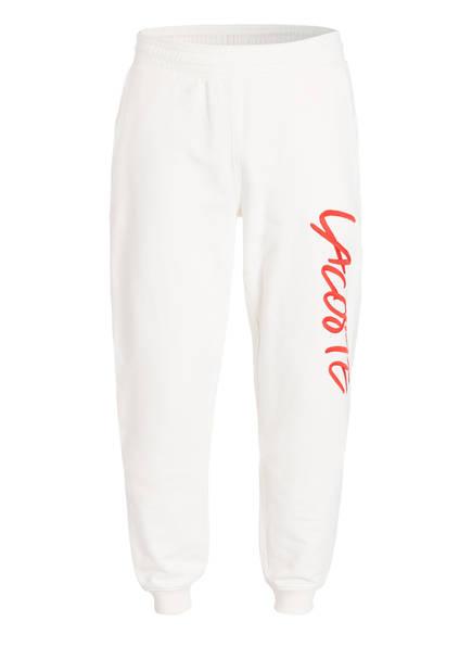 LACOSTE L!VE Sweatpants, Farbe: ECRU (Bild 1)