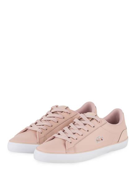LACOSTE Sneaker LEROND 118 QSP, Farbe: ROSA (Bild 1)