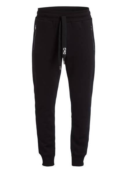 DOLCE&GABBANA Sweatpants, Farbe: SCHWARZ (Bild 1)