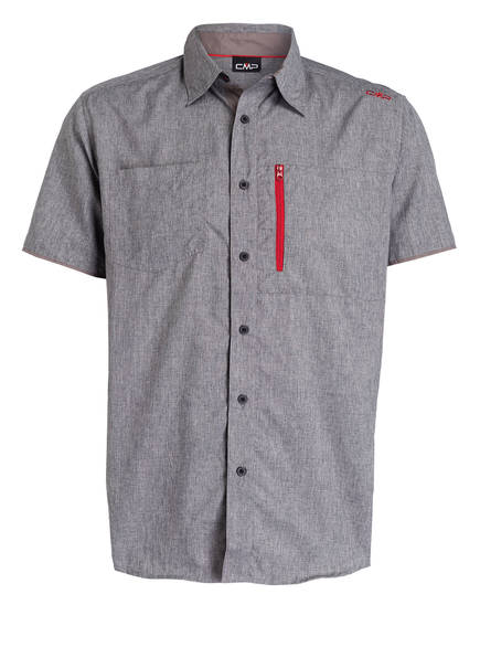 CMP Outdoor-Hemd, Farbe: ANTHRAZIT MELIERT (Bild 1)