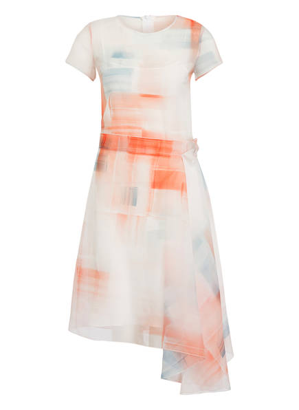 BOSS Kleid DIFUNA, Farbe: WEISS/ ROT/ BLAU (Bild 1)