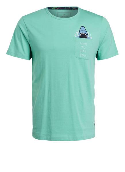 RAGMAN T-Shirt, Farbe: HELLGRÜN (Bild 1)