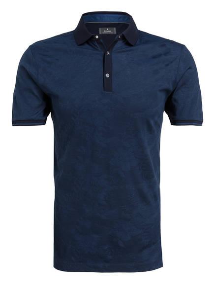 RAGMAN Piqué-Poloshirt, Farbe: DUNKELBLAU (Bild 1)