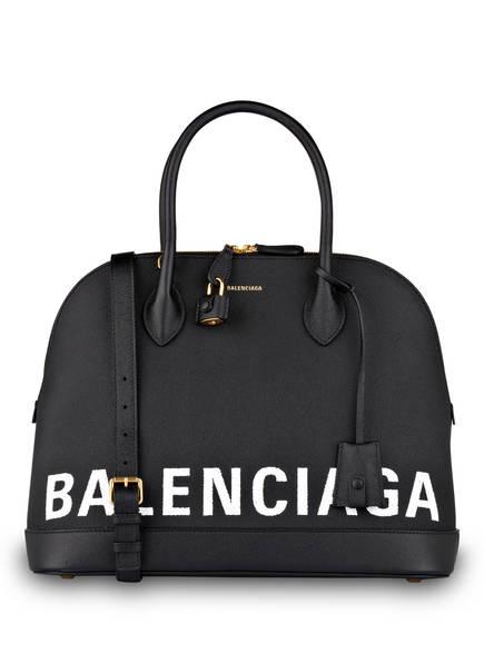 BALENCIAGA Handtasche VILLE M, Farbe: SCHWARZ (Bild 1)