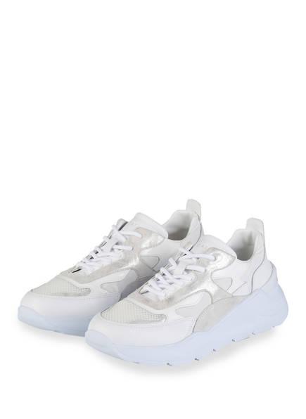 D.A.T.E. Sneaker FUGA POP, Farbe: SILBER/ WEISS (Bild 1)