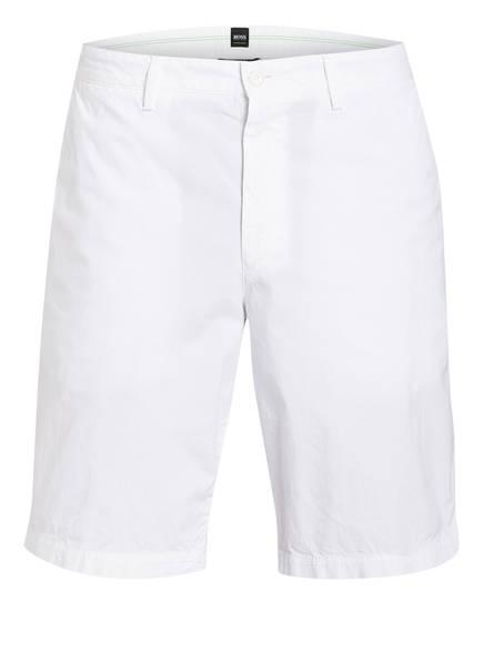 BOSS Chino-Shorts BRIGHT Regular Fit , Farbe: WEISS (Bild 1)