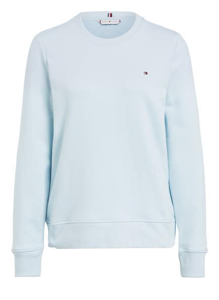 TOMMY HILFIGER Sweatshirt CLAIRE, Farbe: HELLBLAU (Bild 1)