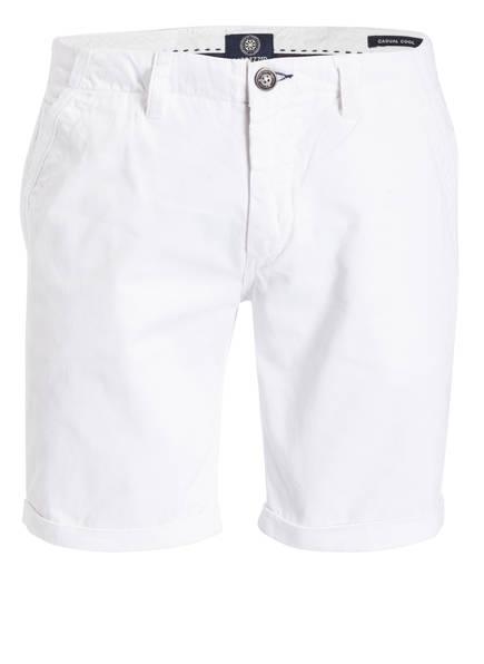 DSTREZZED Chino-Shorts , Farbe: WEISS (Bild 1)