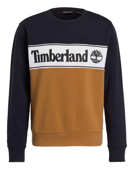 Timberland Sweatshirt , Farbe: BLAU/ WEISS/ BEIGE (Bild 1)