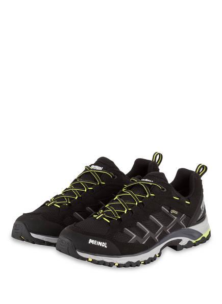MEINDL Outdoor-Schuhe CARIBE GTX, Farbe: SCHWARZ/ NEON GRÜN (Bild 1)