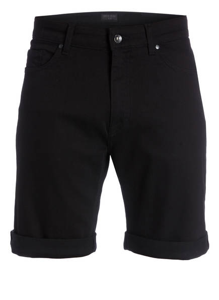 TIGER of Sweden Jeans-Shorts ASH Relaxed Fit, Farbe: 050 FOREVER BLACK (Bild 1)