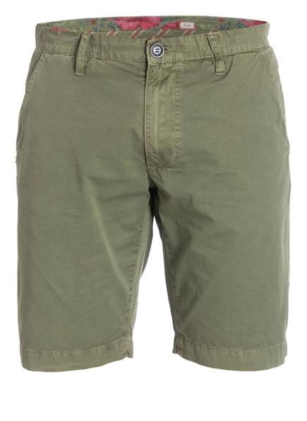 Recycled Art World Chino-Shorts, Farbe: OLIVE (Bild 1)