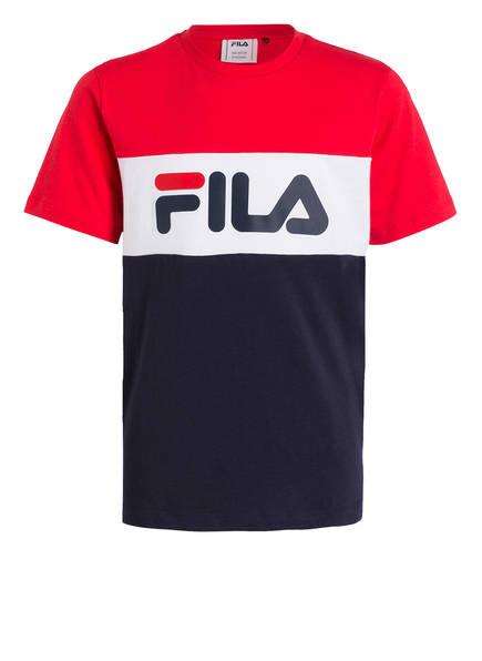 FILA T-Shirt, Farbe: BLAU/ ROT/ WEISS (Bild 1)